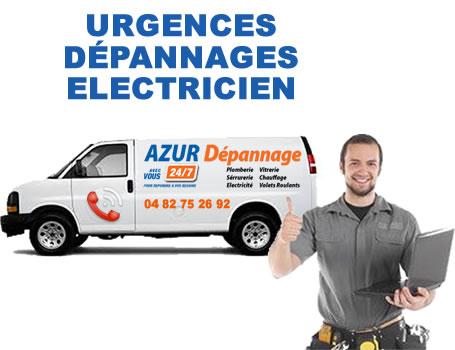 Azur d pannage serruriers plombiers chauffagistes pour - Electricien a nice ...